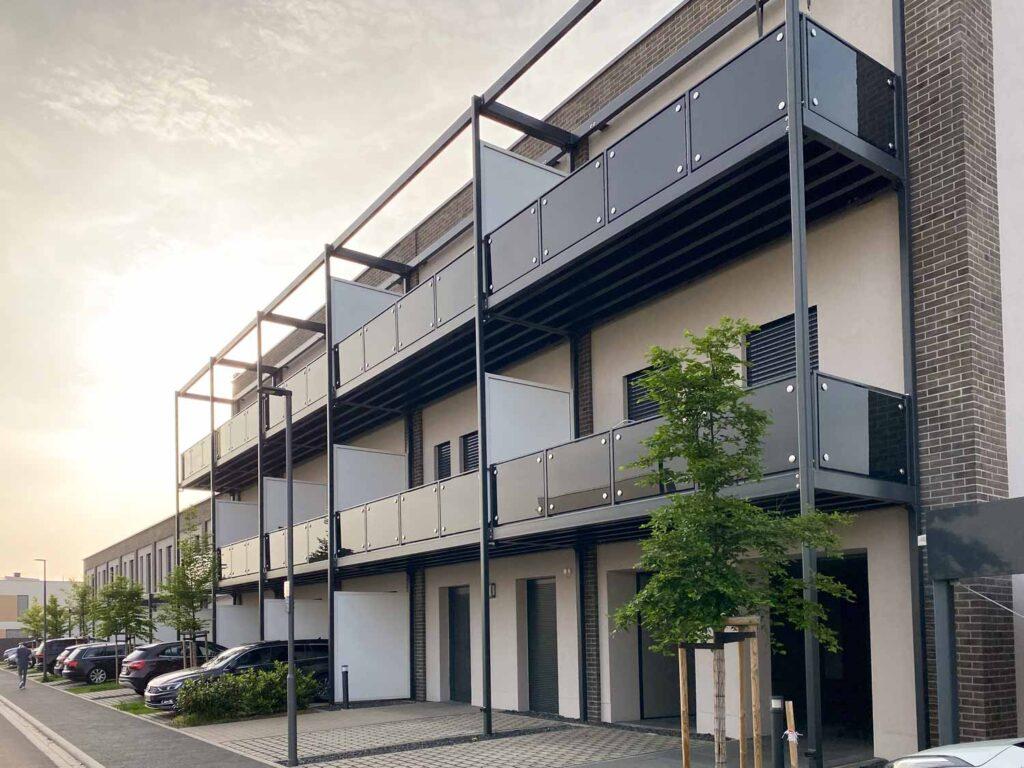 Haus 6 / ehemalige Heiz-Zentrale